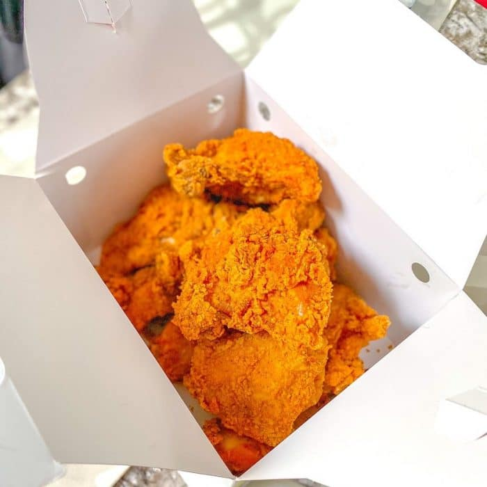12 Piece Krispy Chicken