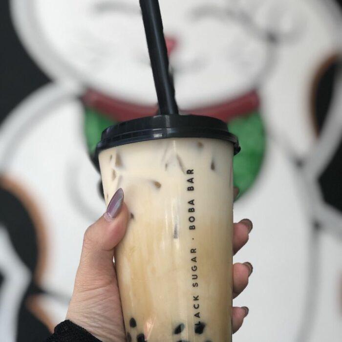 Black Sugar Fresh Milk
