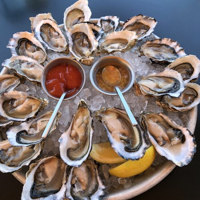 Happy Hour Oysters (2 dozen limit)
