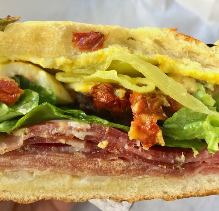 Luciano Special Sandwich