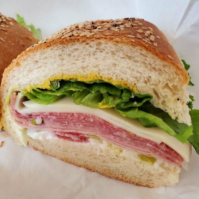 Molinari Special Italian Combo Sandwich