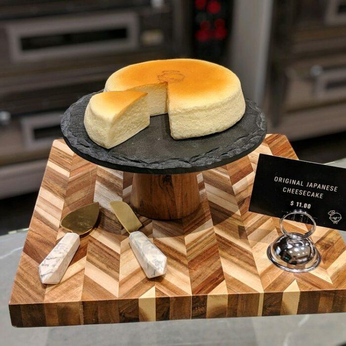 Original Japanese Cheesecake
