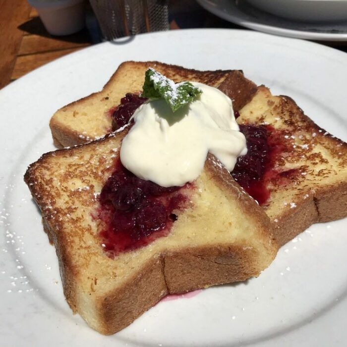 Pain Perdu (French Toast)