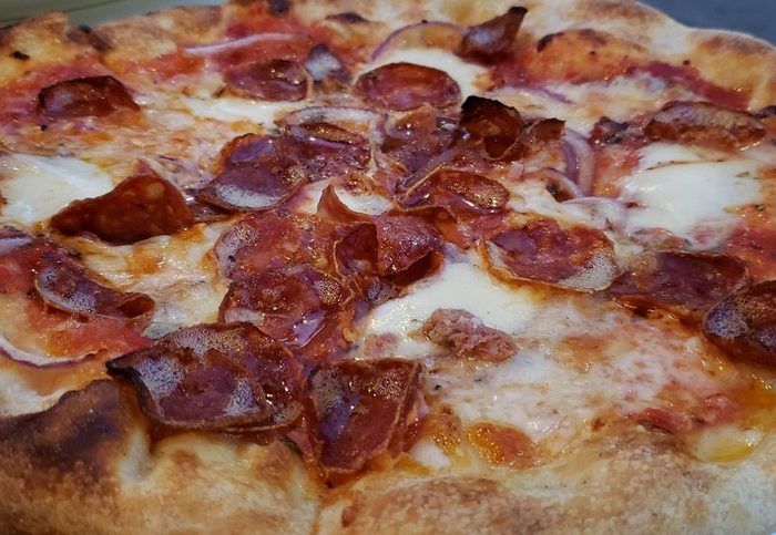 Pepperoni Pizza Whole (Large)