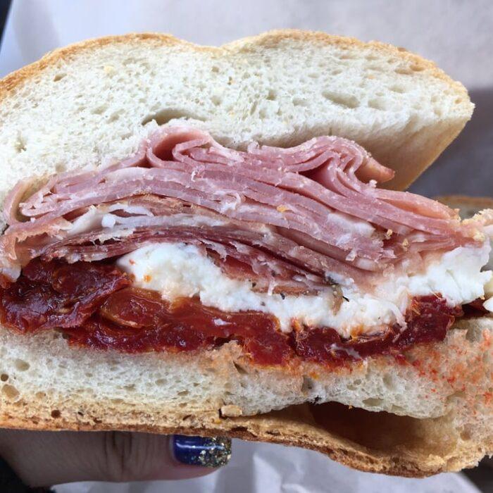 Renzo Special Sandwich