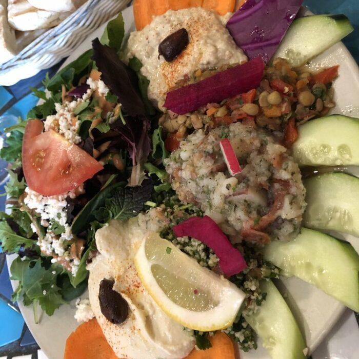 Salad Mediterranée