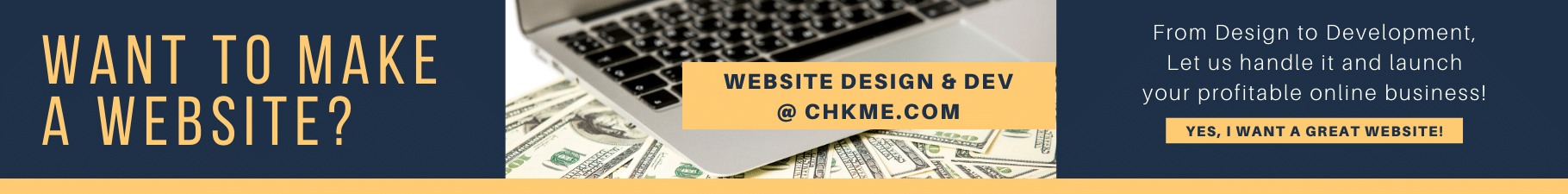 chkme web development