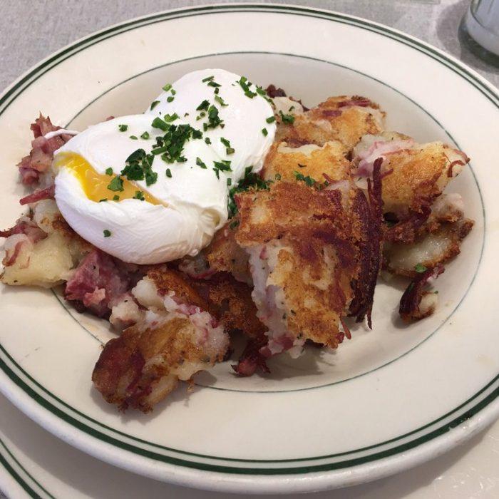 Maryland Breakfast