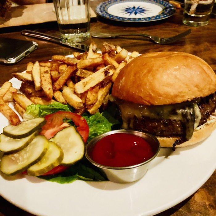 Mission Burger