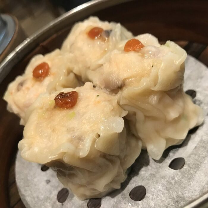 Mandarin Dumplings