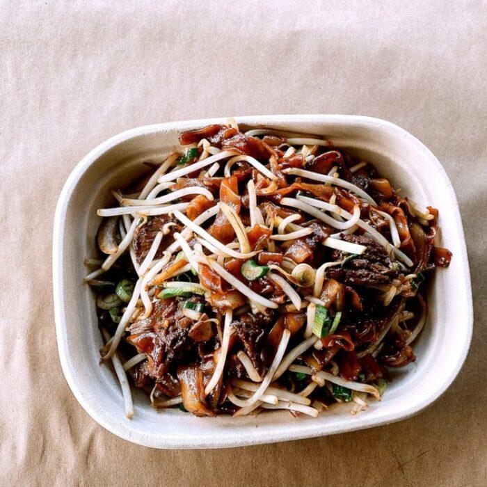 Wagyu Beef Chow Fun