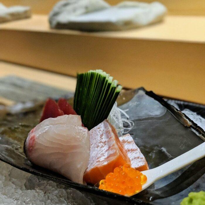 Blue Fin Tuna Toro