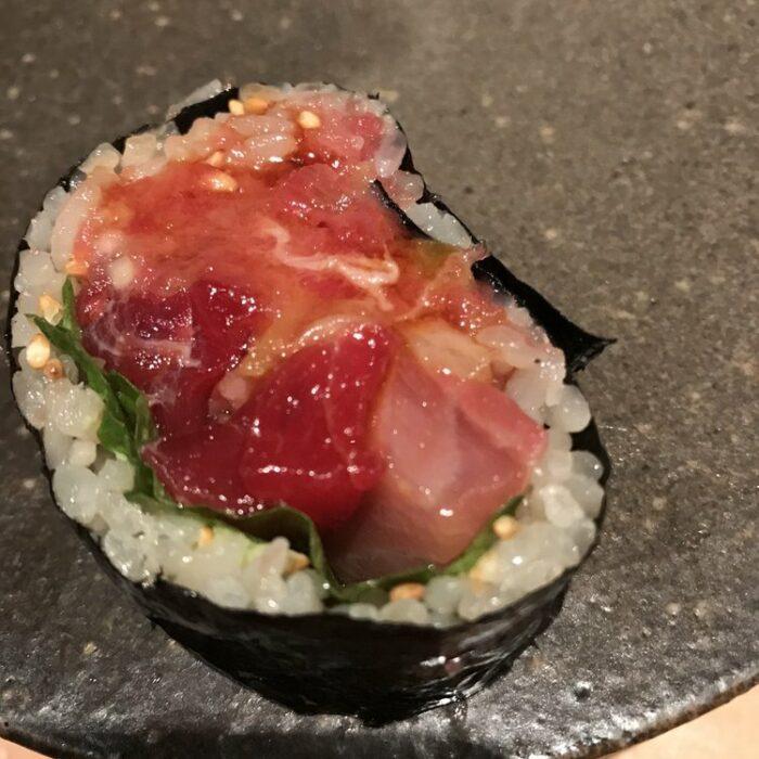 Fatty Tuna Roll